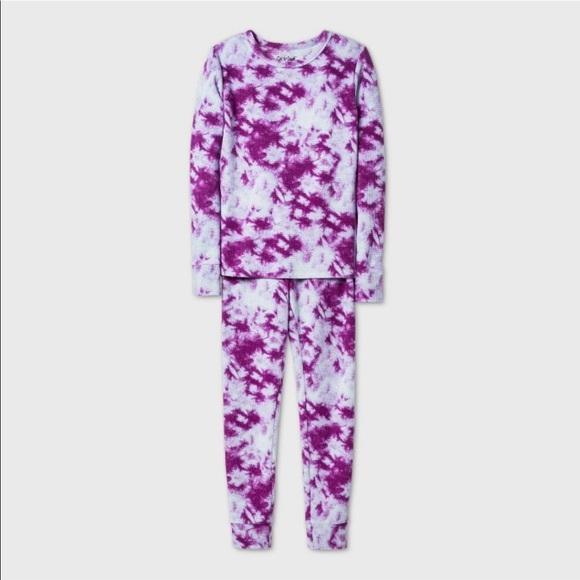 Cat & Jack Girls Soft Pajama Set